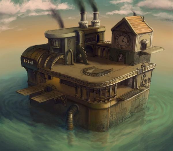 steampunk_oil_rig_by_zackf